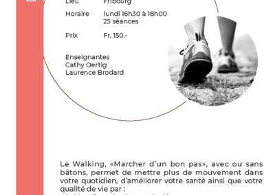 18-16 Nordic Walking Bien-être