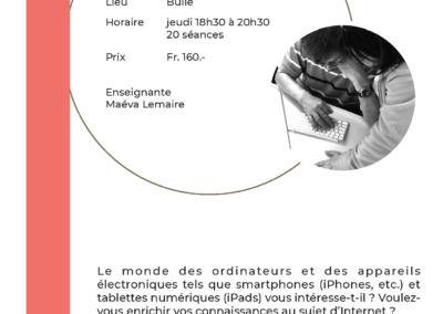 18-19 Informatique et appareils électroniques