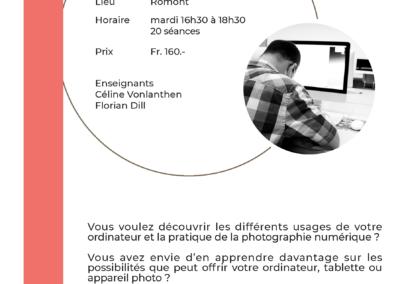 18-27 Informatique et photo numérique