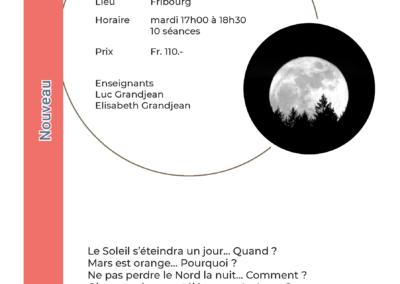 18-07 Initiation à l'astronomie