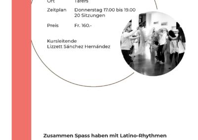 18-42 Latinomusik